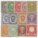 新小判13種切手