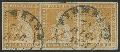 イギリス トスカーナ州切手