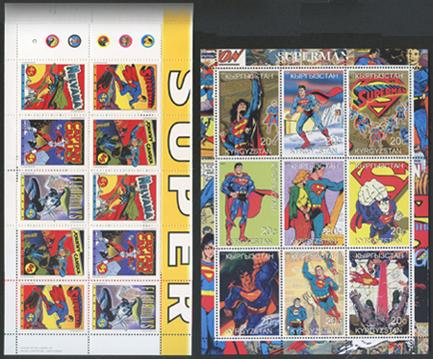 スーパーマン2種