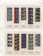 海外芸能切手コレクションコレクション