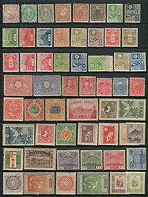 日本戦前ミニコレクション