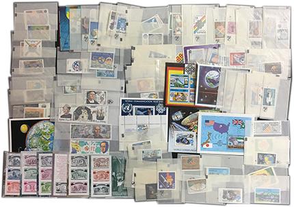 外国切手などの未整理アキュムレーション