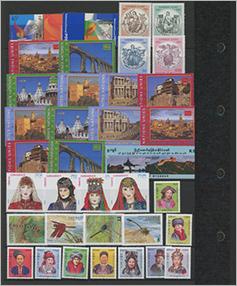 外国切手(未使用)特別提供セット