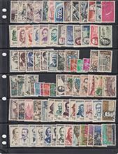フランス切手コレクション