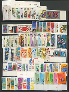 国連切手(未使用)お買い得セット