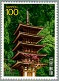 第3次国宝シリーズ室生寺五重塔