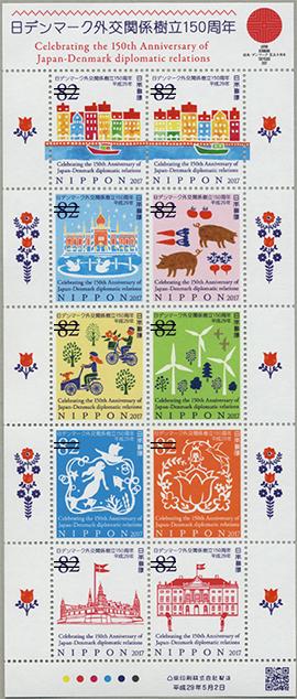 日デンマーク外交関係樹立150周年