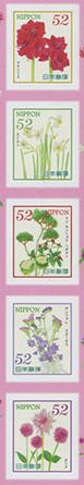おもてなしの花第6集52円