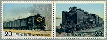 SLシリーズ第4集9600形式・C51形式ペア