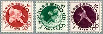 東京オリンピック募金付第2次3種