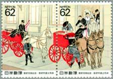 馬と文化シリーズ郵便現業絵巻