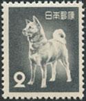 犬2円初期印刷