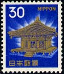 新動植物II・金色堂30円