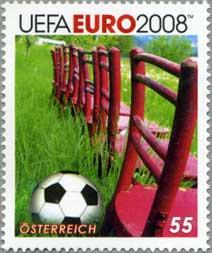 オーストリア2008年UEFAユーロ・児童画椅子