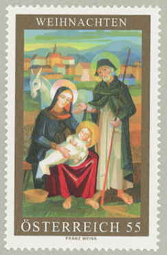聖家族の休息