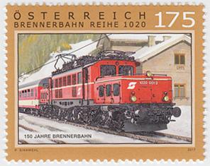 ブレンナー鉄道150年