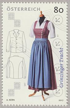 グリンツィングの民族衣装