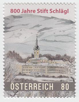 シュレーグル修道院800年