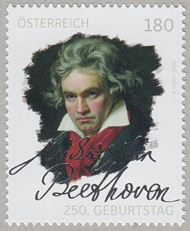 ルートヴィヒ・ヴァン・ベートーヴェン生誕250年