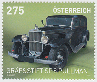 Graf & Stift SP 8 Pullman