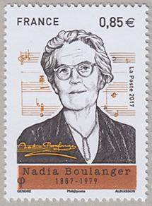 ナディア・ブーランジェ