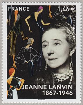 ジャンヌ・ランバン生誕150年