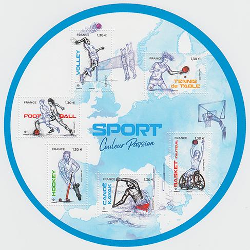 スポーツ ミニチュアシート