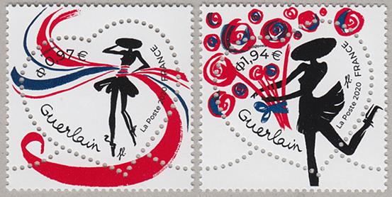 '20ハート切手