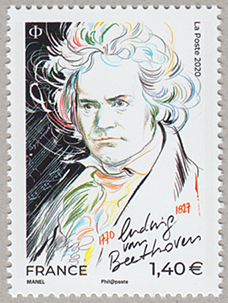 ベートーヴェン生誕250年