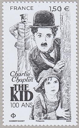 チャップリンの映画「キッド」100年