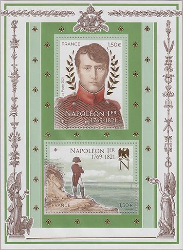 ナポレオン1世没後200年