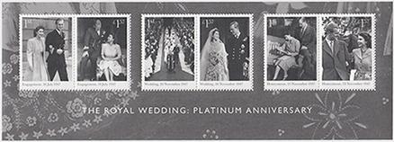 エリザベス女王 プラチナ婚
