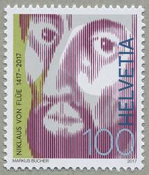 聖人ニコラウス・フォン・フリュエ
