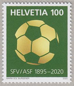 スイスサッカー協会125年