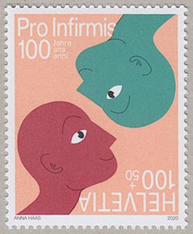 Pro Infirms100年 付加金付