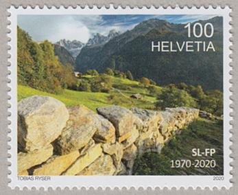 スイス景観保護団体50年