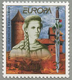 1997年ヨーロッパ切手
