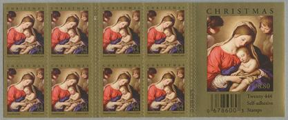 クリスマス聖母