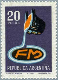 アルゼンチン1968年製鉄