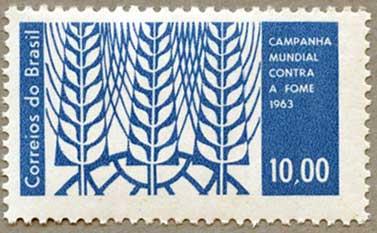 ブラジル1963年FAOキャンペーン