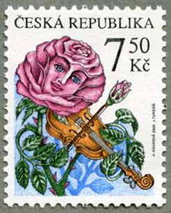 チェコ共和国2006年Love