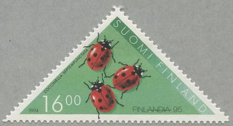 Finlandia'95 切手展