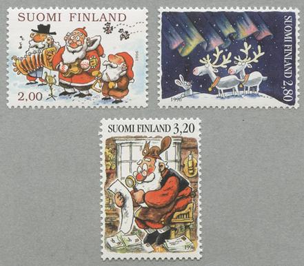 クリスマス3種