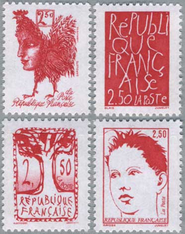 フランス1992年 共同制宣言200年