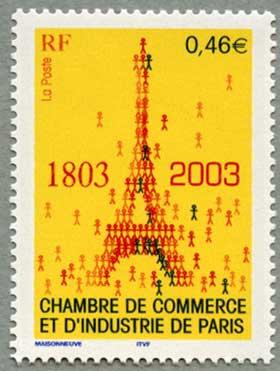 パリ商工会議所200年