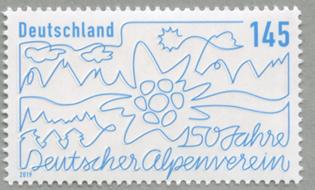 ドイツアルペン協会150年