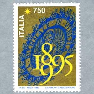 イタリア1995年ベニスビエンナーレ100年