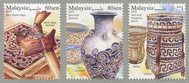 マレーシア2019年手工業