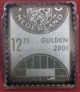 オランダ銀切手