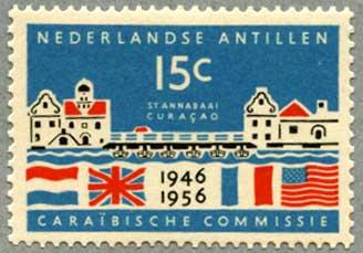 1956年カリブ海諸国委員会10年